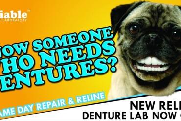 New Denture Technician