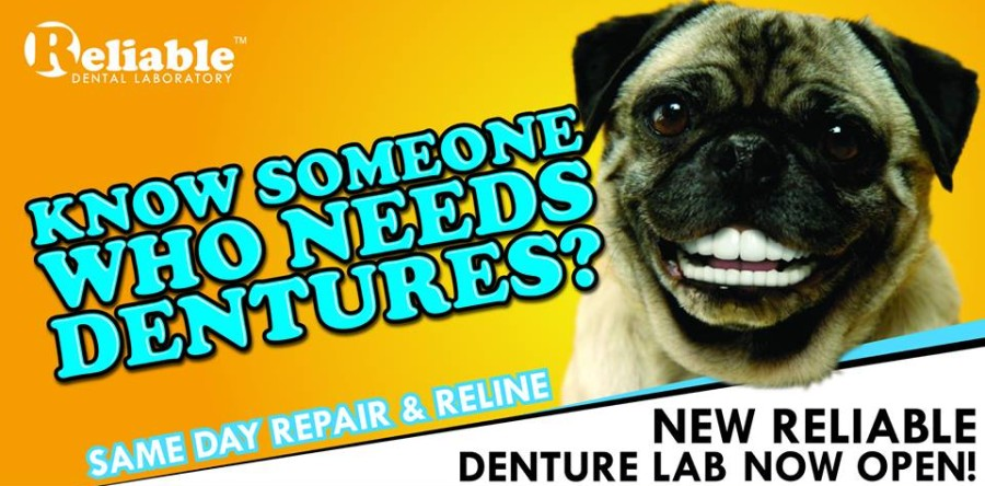 New Denture Technician