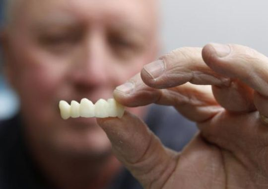 3-D technology becoming common in dental offices